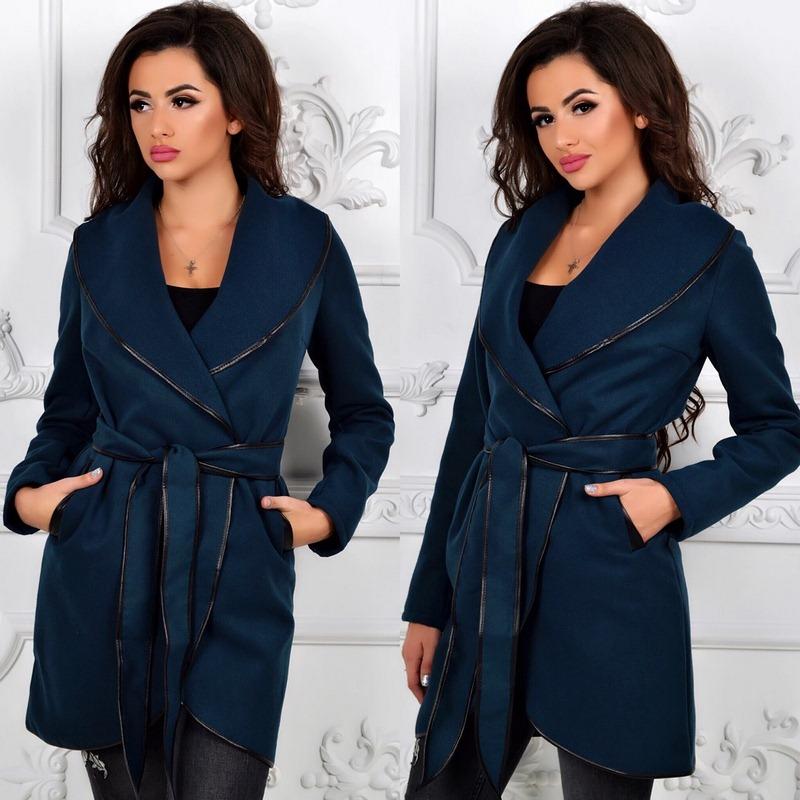 Пальто женские оптом  14105540 341-1-1