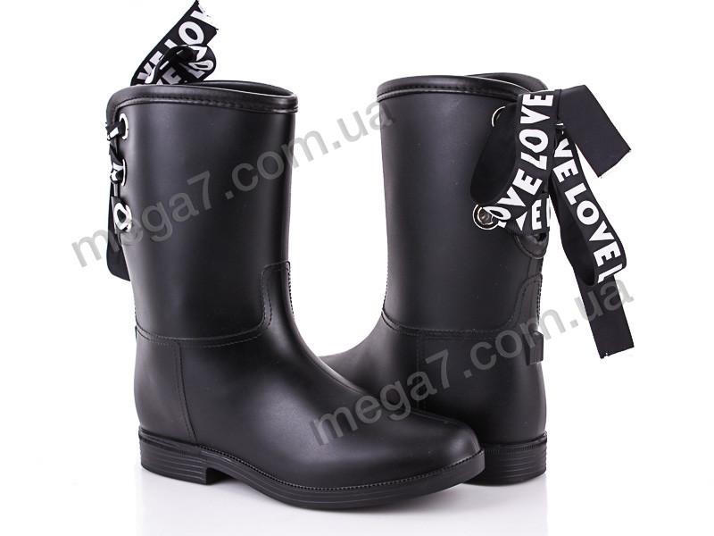 Резиновая обувь, Class Shoes оптом 608-1L черный
