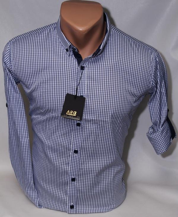 Рубашки подростковые  оптом 67910538 2168-4