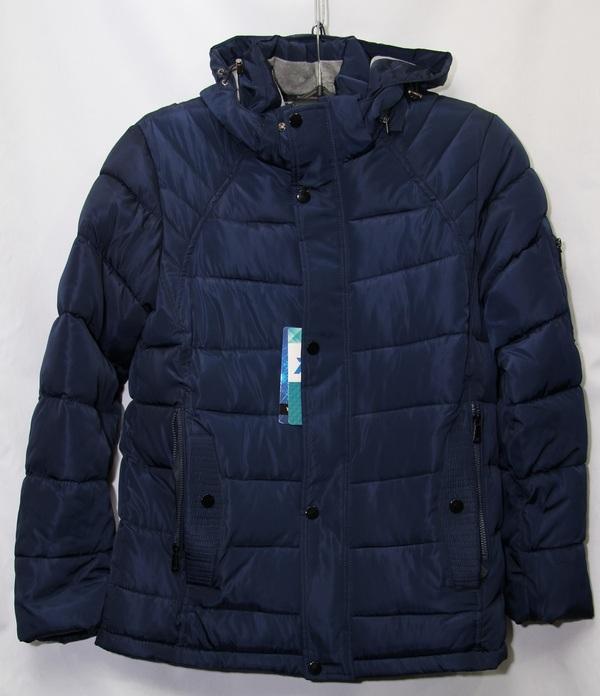 Куртка мужская зимняя оптом 23510849 1718-28