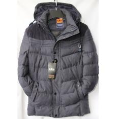 Куртка мужская зимняя оптом Китай 2909223 E74-2