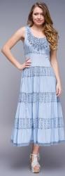 Платья женские Индия оптом 10657849 RI 304-7