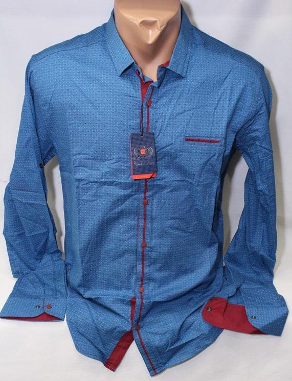 Рубашки PAUL STAR мужскиеТурция оптом 32109574