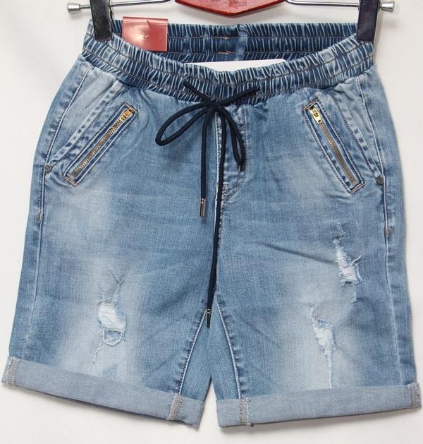 Шорты женские джинсовые RESALSA оптом 12856304 20714