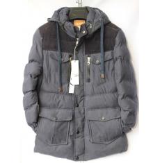 Куртка мужская зимняя оптом Китай 2909223 E64-1