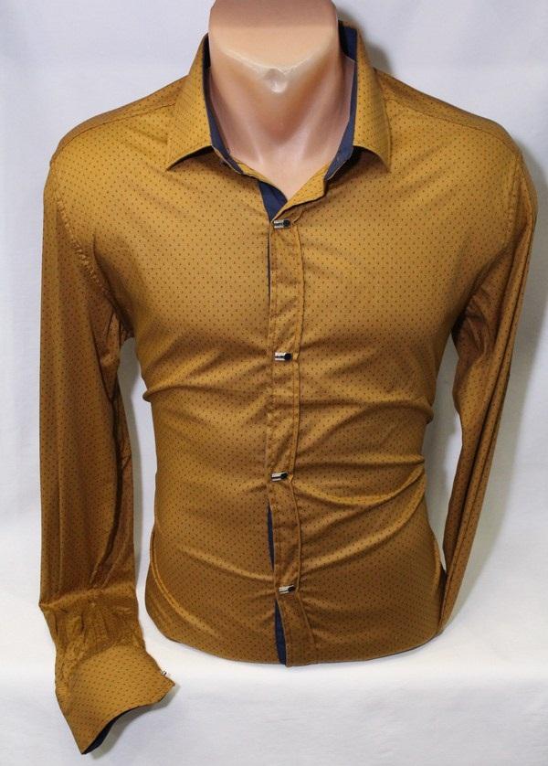 Рубашки PAUL STAR мужскиеТурция оптом 96810347