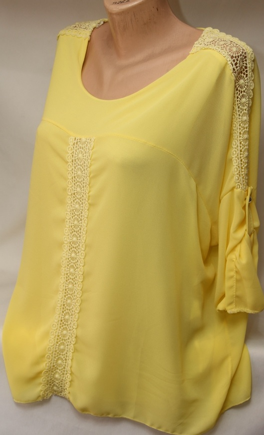 Блузы женские Италия оптом 39581627 101-2