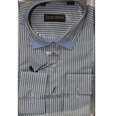 Рубашка приталённая мужская оптом 22011390 068