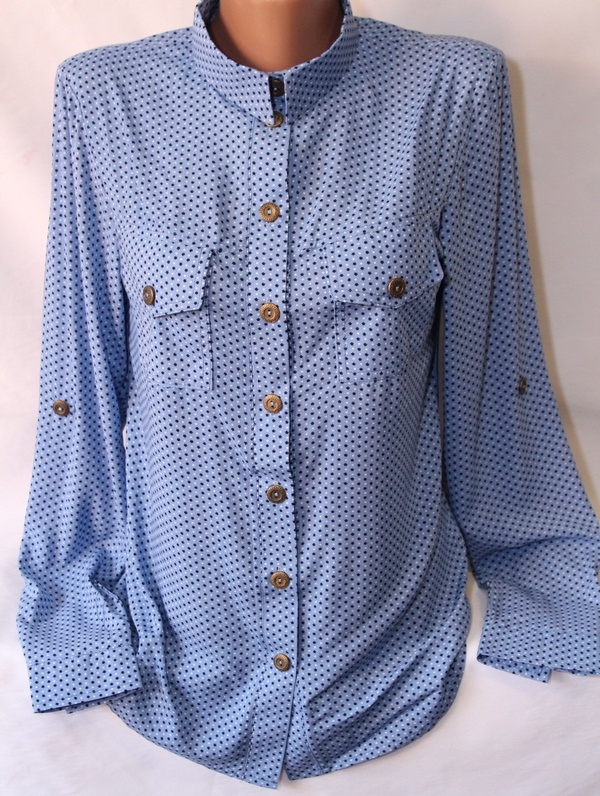 Блузы женские оптом 79532468 006-5