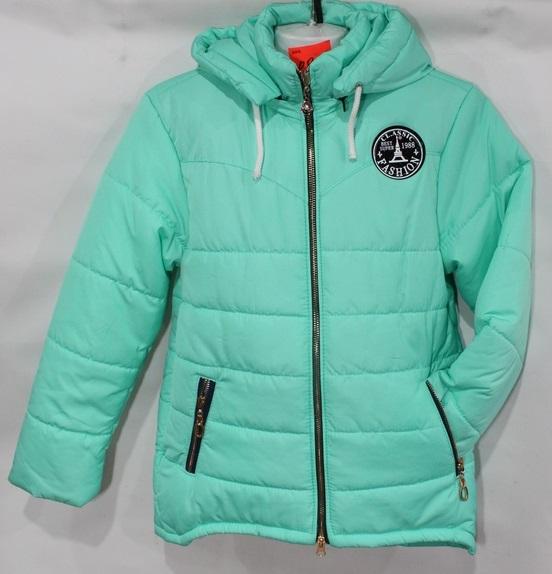 Куртки детские на девочку оптом 32019678 906-16