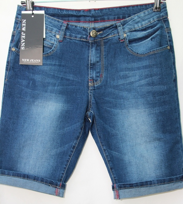 Шорты джинсовые мужские NEW JEANS оптом 38276519 8075