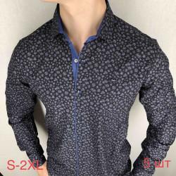 Рубашки мужские PAUL SEMIH оптом 30175829 02-11