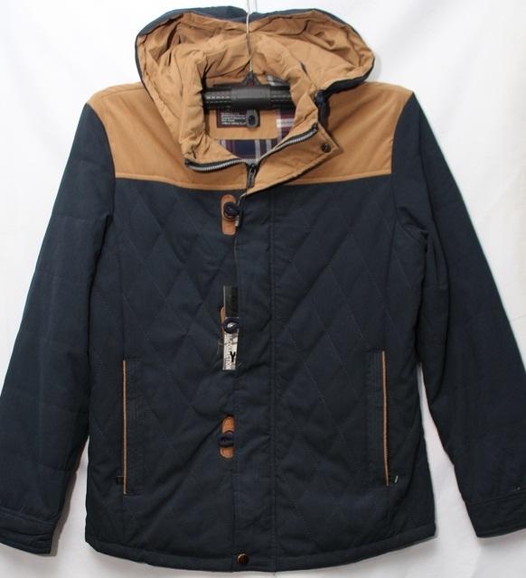 Куртки мужские Yisen оптом 89615270 15901-72