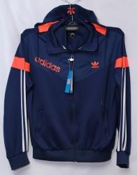 Спортивные костюмы (синие) Китай мужские оптом 15730489 805-2
