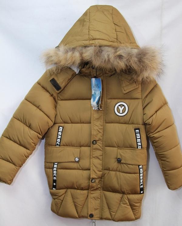 Куртки подростковые зимние оптом 20091076 12