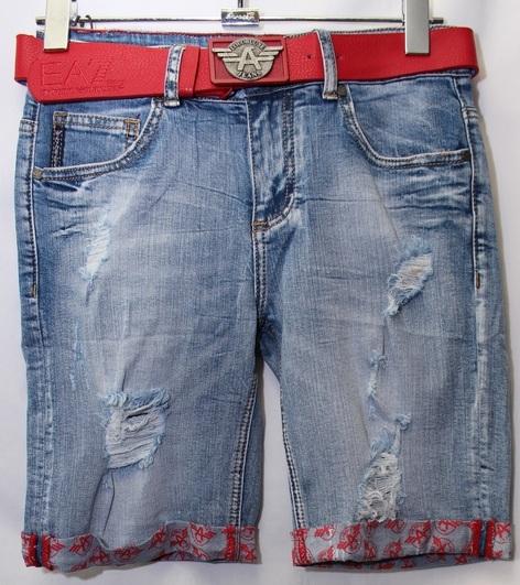 Джинсовые шорты женские LOLOBLUES оптом 30682541 1880