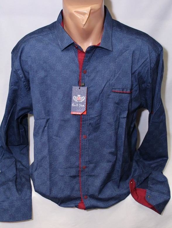 Рубашки PAUL STAR мужскиеТурция оптом 29153064