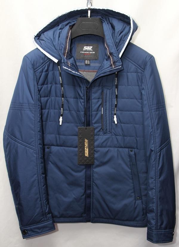 Куртки мужские SAZ оптом 58746029 2907-86