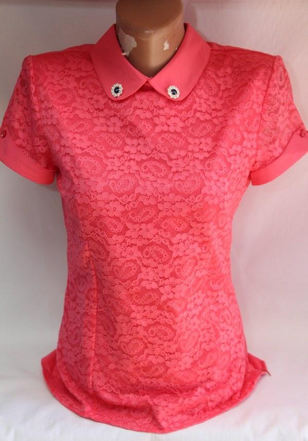 Блуза женская оптом 2504673 5099-17