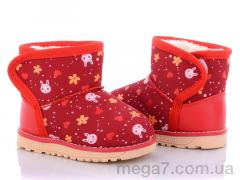 Угги, Style-baby-Clibee оптом NN988 red