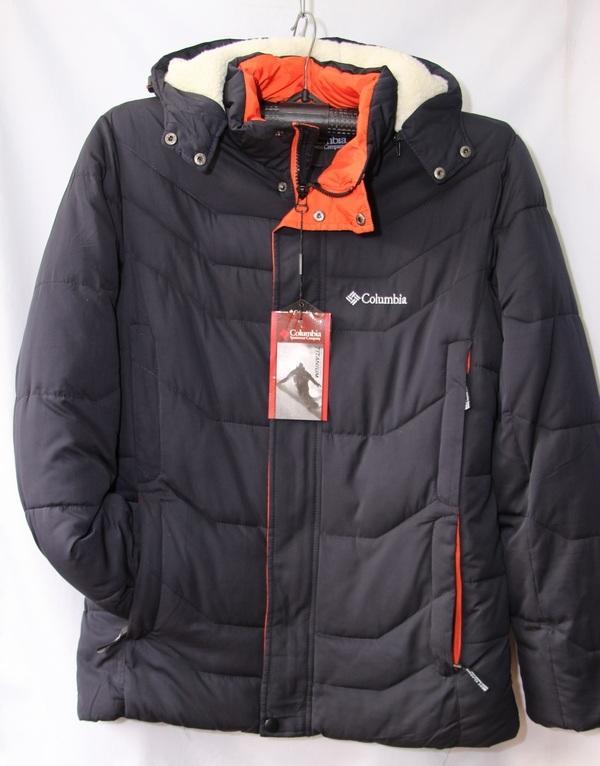 Куртки зимние мужские оптом 02754163 Y-12-3