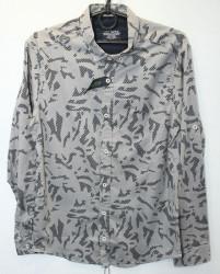 Рубашки мужские APEKS TRIKO оптом 19785423 11-195