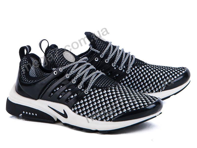 Кроссовки, Class Shoes оптом PR-2 черно-белый