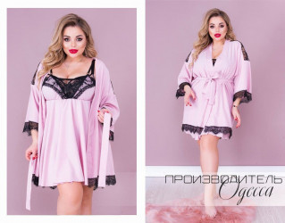Ночные рубашки женские БАТАЛ оптом 38516740 7402-029-23