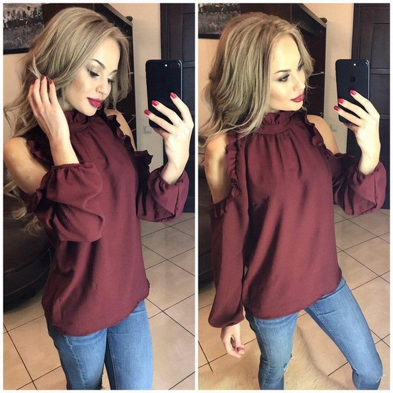 Блузы женские оптом 79830246 001-3