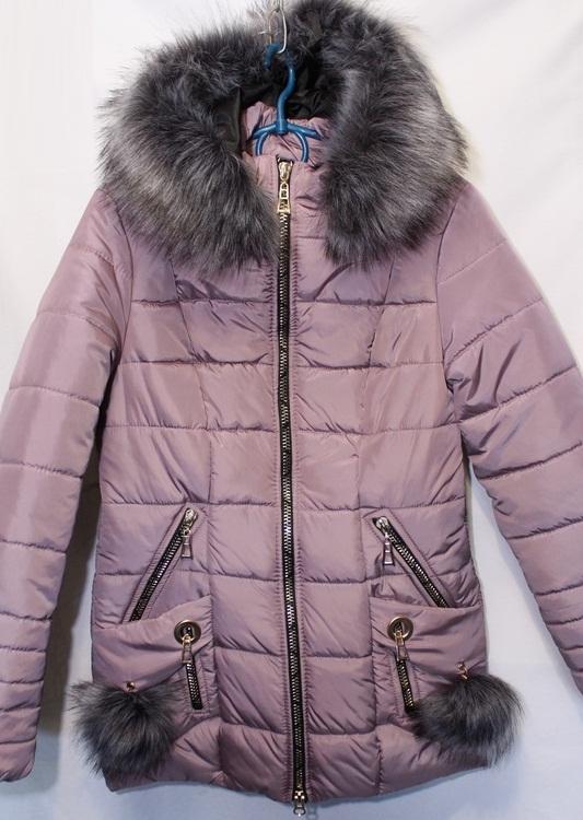 Куртки  Украина женские  оптом 58064397 7535-9