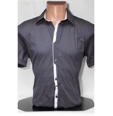 Рубашка мужская оптом Турция 52940683 006