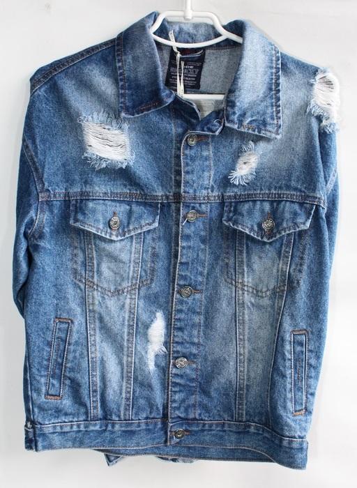 Куртки джинсовые женские RELUCKY оптом 10653948 203