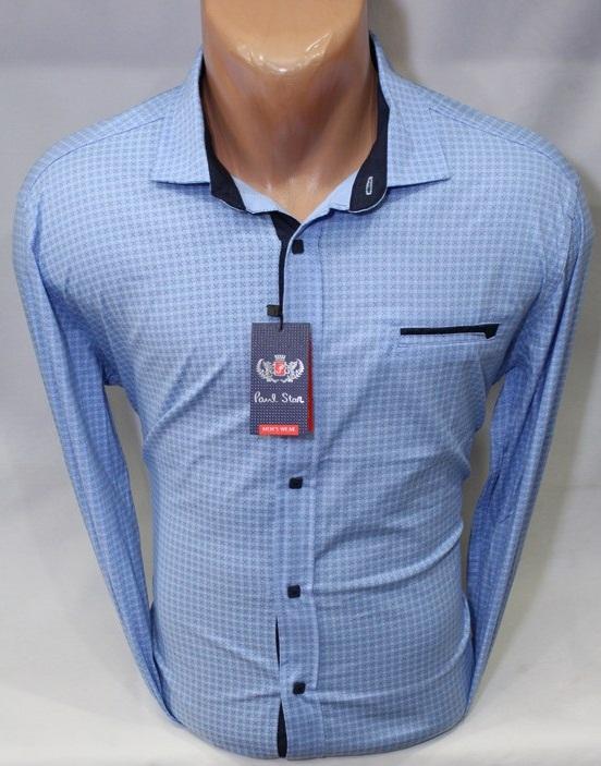 Рубашки PAUL STAR мужскиеТурция оптом 01547386