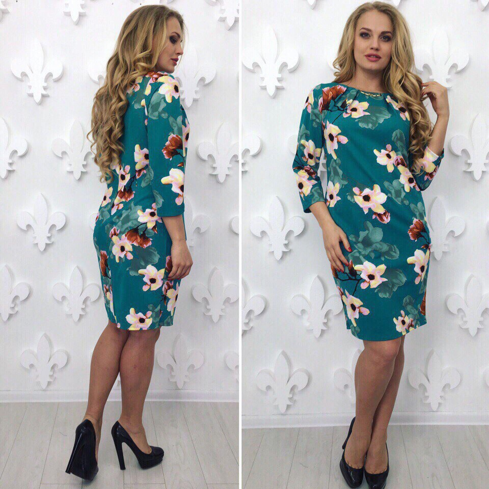 Платье женское оптом 23093348 20-58