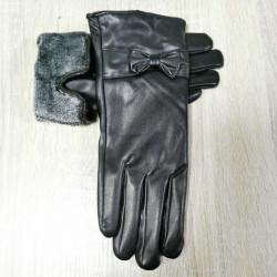 Перчатки женские на меху оптом 46925310 03-18