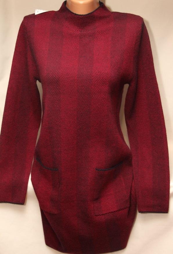 Платье-туника  женские оптом 18642950-93