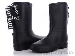 Резиновая обувь, Class Shoes оптом G08-W2 черный
