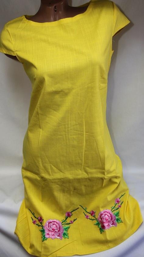 Платья женские оптом  1304765 2989-7