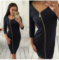 Платье женское  оптом 37108592 09-1
