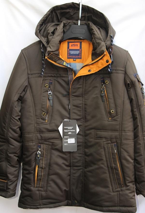 Куртки мужские зимние ZST оптом 68954213 703-3-3