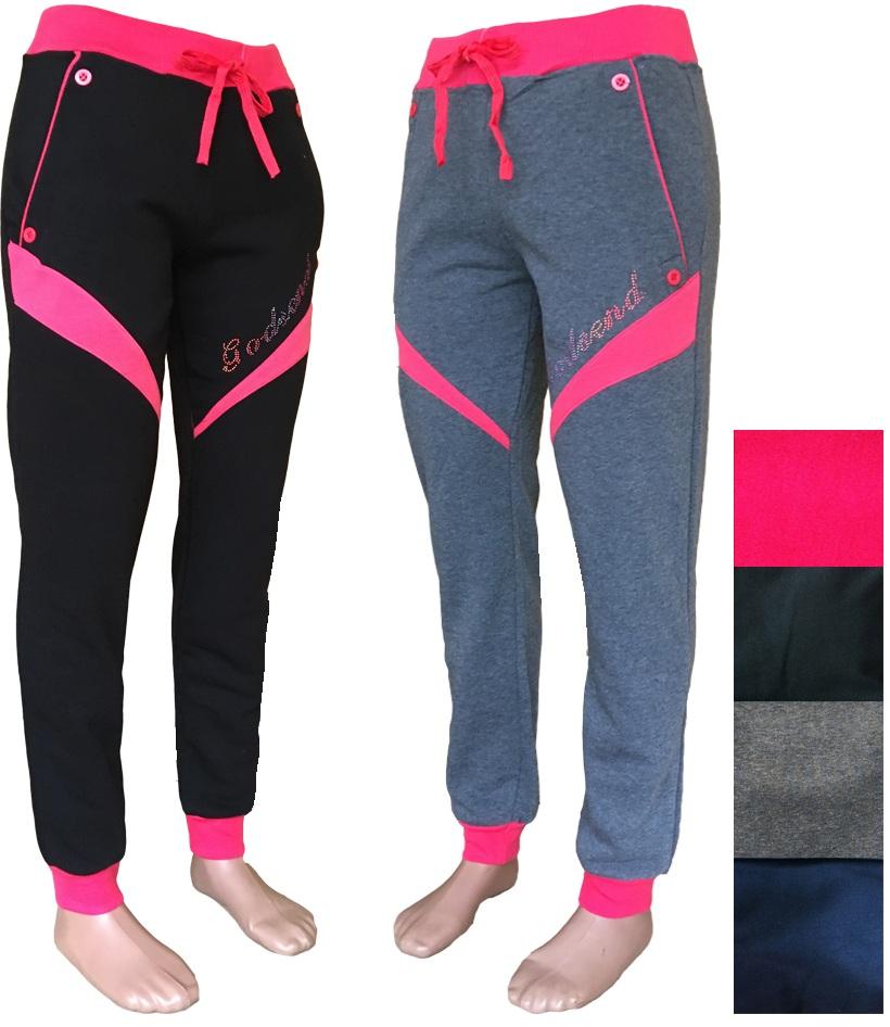 Спортивные штаны женские оптом   67524819 A5-553