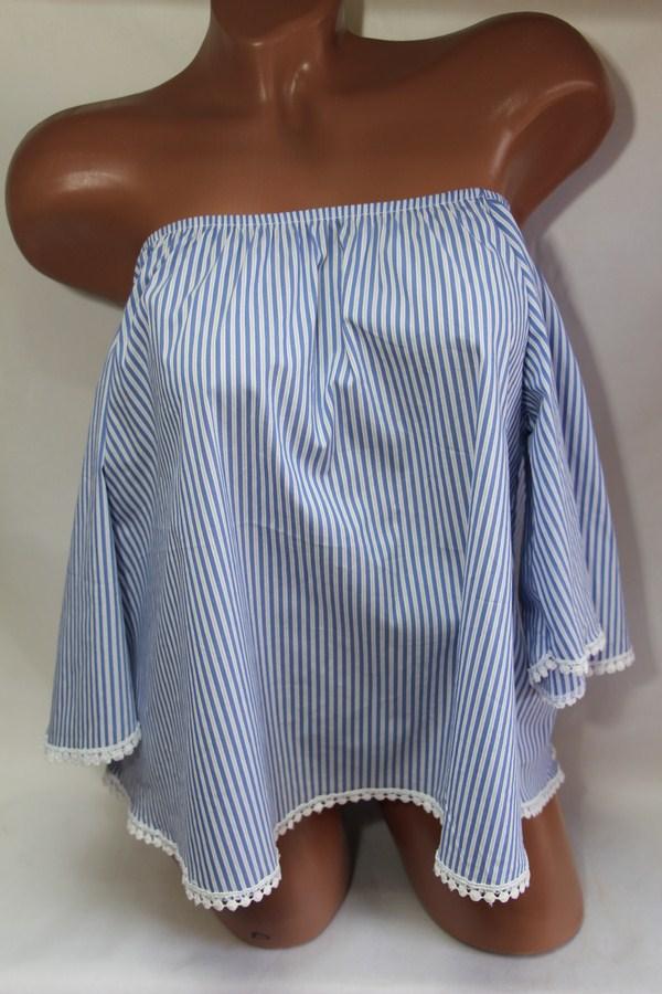 Блузы женские оптом 0605655 8525-8