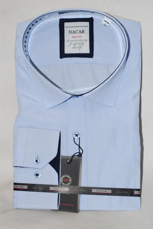 Рубашки мужские оптом 46081539 11