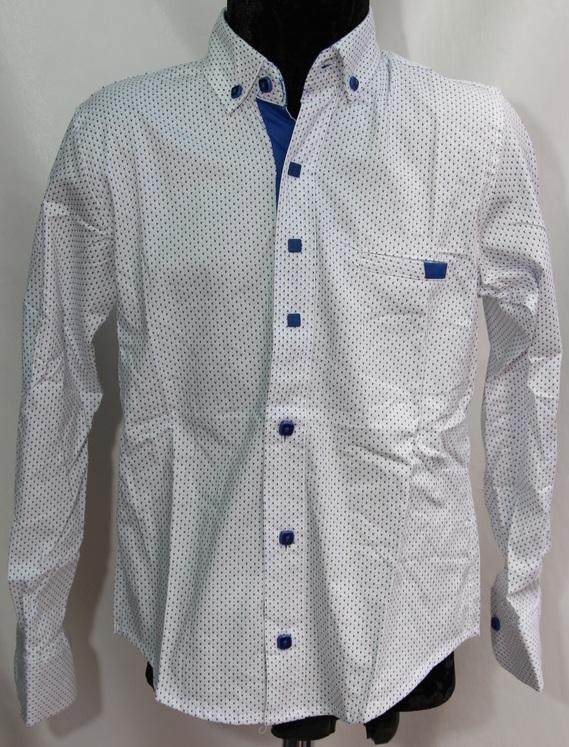 Рубашки подростковые  оптом 82015746 6445-158