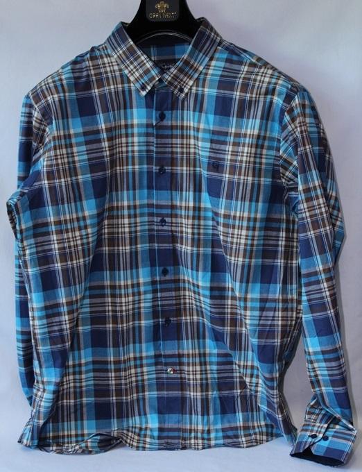 Рубашки мужские оптом 15104457 7639-22