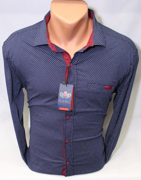 Рубашки PAUL STAR мужскиеТурция оптом 25316940