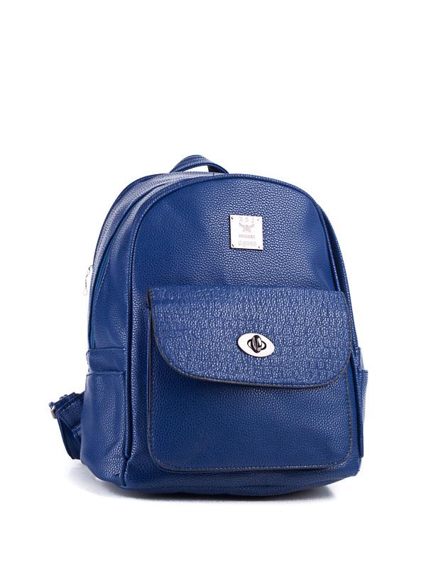 Рюкзаки LITTLE PIGEON blue оптом 24071597 B-1-13 -25