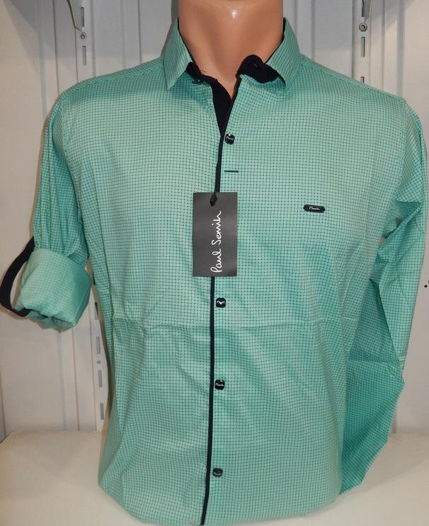 Рубашки мужские оптом 13081830 5208-7