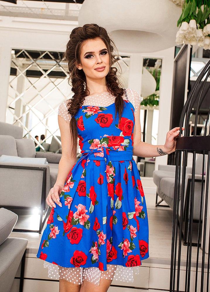 Платья женские оптом 40598167 425-417