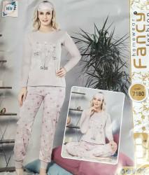 Ночные пижамы женские FANCY оптом 81560293 7180-41